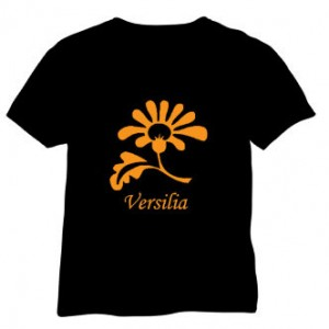Camiseta Negra Versilia